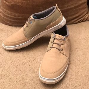 Under Armour Street Encounter tan shoes